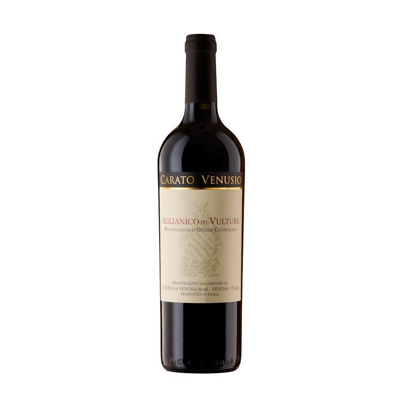 Aglianico del Vulture DOC Carato Venusio 2013 - Cantina di Venosa Cantina di Venosa Vini Rossi 18,50€