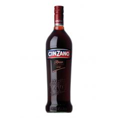 Cinzano Rosso Vermout Aperitif 14º 1 Litre