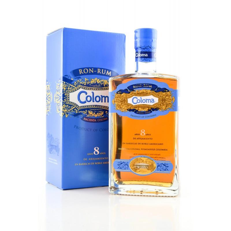 Coloma 8 Años (Spanish Rum) Coloma Rum 38,00€