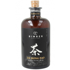Da Hong Pao - Roasted Oolong Tea Gin - (0.5L, 51.8% Vol.)