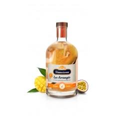 DAMOISEAU RHUM LES ARRANGES CL70 - Mangue e Passion Damoiseau Rum 39,76€
