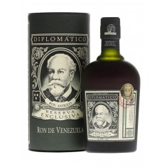 Diplomatico rum reserva exclusiva 70 cl in astuccio