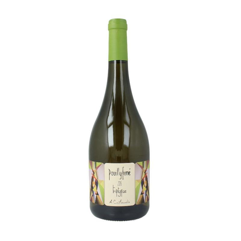 Domaine Cailbourdin Pouilly Fumé Triptyque 2015 - 13% Domaine Cailbourdin Vini Bianchi 35,36€