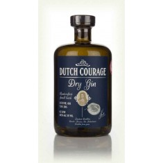 DUTCH COURAGE DRY GIN ZUIDAM (0.7L, 44.5% Vol.)