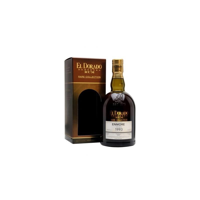 El dorado rare Collection enmore 1993 Rum El dorado Rum 235,00€