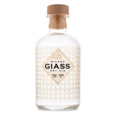 Giass Milano Dry Gin Gin (0.5L, 42.0% Vol.)