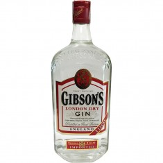 Gibson's London Dry Gin (1L, 37.5% Vol.)