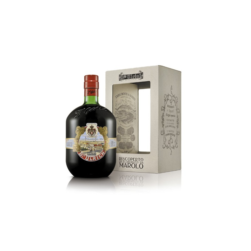 Amaro D. Ulrich - Bott. 0.75 Marolo Amari e Digestivi 24,00€