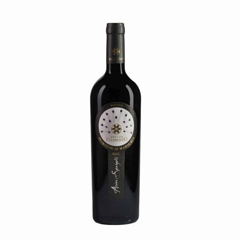 """Antico Palmento """"Acini Spargoli"""" 2013 - Primitivo di Manduria Riserva Antico Palmento Vini Rossi 23,50€"""