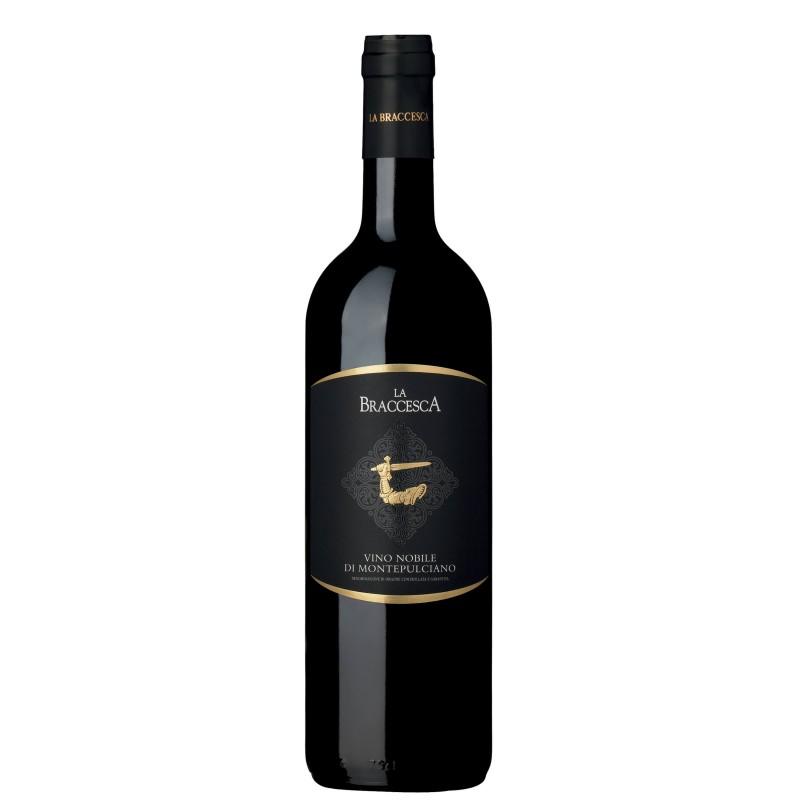 Antinori La Braccesca 2017 Vino Nobile di Montepulciano DOCG Antinori Vini Rossi 14,01€
