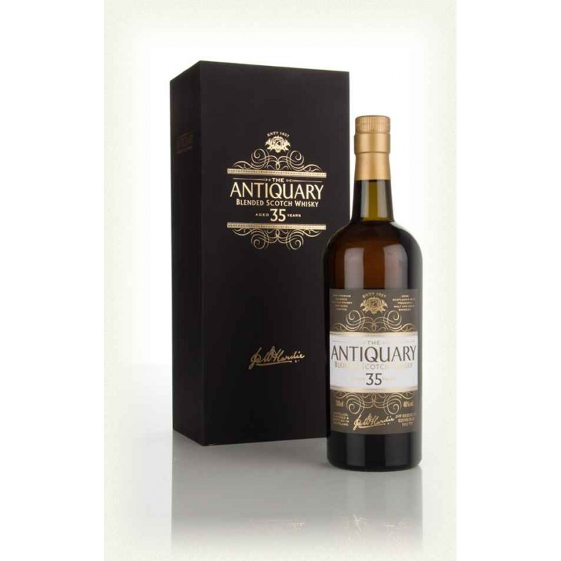 ANTIQUARY 35 YEARS OLD 70CL ANTIQUARY Whisky 298,00€