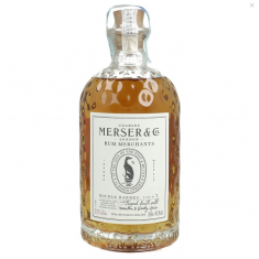 Merser & Co. Double Barrel Rum - 43,1%