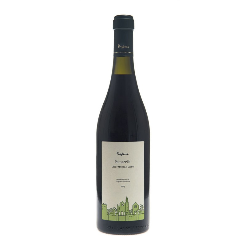 """""""PERANZELLE"""" IGP 2015 Puglia Rosso - Agricola Paglione Paglione Vini Rossi 15,01€"""